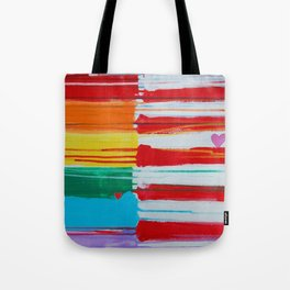 Flags for the Future 10 Tote Bag