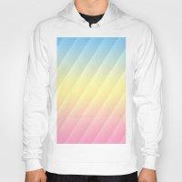 pastel Hoodies featuring Pastel by Rebecka R