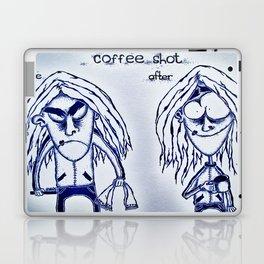 Coffee shot Laptop & iPad Skin
