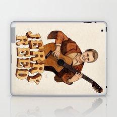 Jerry Reed Laptop & iPad Skin