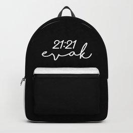 21:21 evak Backpack