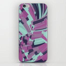 Twisting Nether iPhone Skin