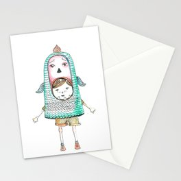 kid Stationery Cards