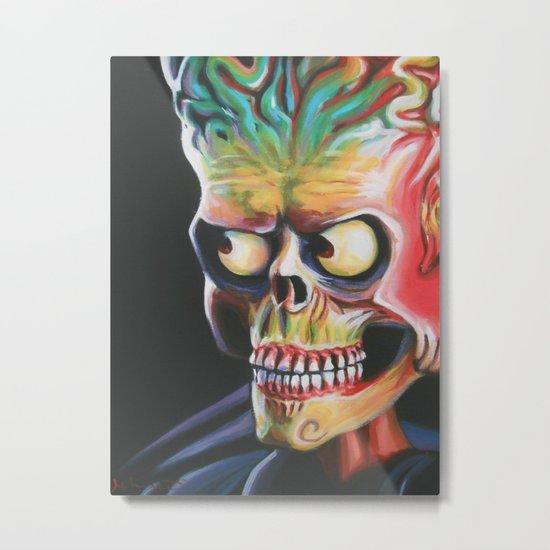 Ack Ack Metal Print