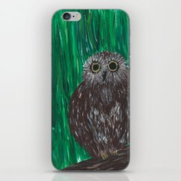 Zippy, The Owl iPhone Skin