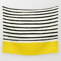 Sunshine x Stripes Wall Tapestry