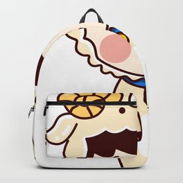 Cute Little Girl Backpack