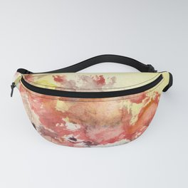Red Blots in the Sun Fanny Pack