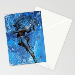 Waterdance Stationery Cards