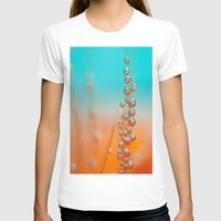 be happy T-shirts featuring Happy  by Marisa Johnson :: Art & Photography