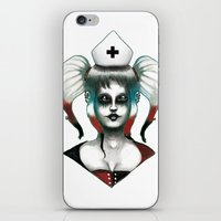 harley iPhone & iPod Skins featuring Harley ! by Alejandro Dayer