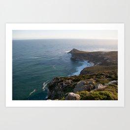 Cape Point Art Print