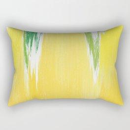Pixel Sorting 59 Rectangular Pillow