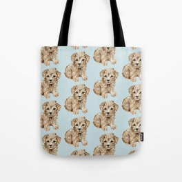 Schnoodle Pups Tote Bag