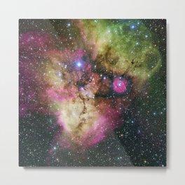Galaxy NGC 2467 Metal Print