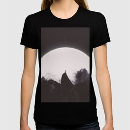 Abaddon Black & White T-shirt