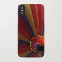 balloon iPhone & iPod Cases featuring Balloon  by Christine baessler