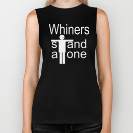 Whiners stand alone Biker Tank