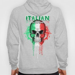 To The Core Collection: Italy Hoody