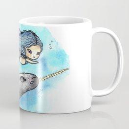 Unicorn of the Sea Coffee Mug