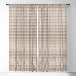Heavenly Tartan Blackout Curtain