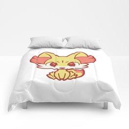 Chibi Fennekin Comforters
