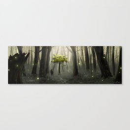 Forest Treasure Canvas Print