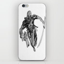 Pool of the Dead (Edition #3) iPhone Skin