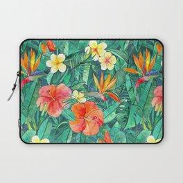 Classic Tropical Garden Laptop Sleeve
