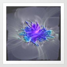 Magic Blossom Art Print