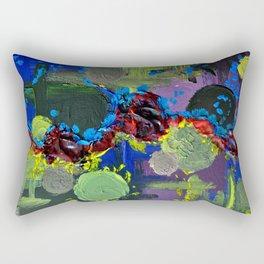 .surfacing {3 of 3}. Rectangular Pillow