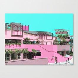 青空休日 /// SCOE Canvas Print