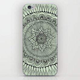 Mandala 3 iPhone Skin