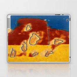 The landslide Laptop & iPad Skin