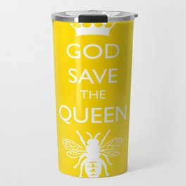 God Save the Queen (Bee) Travel Mug