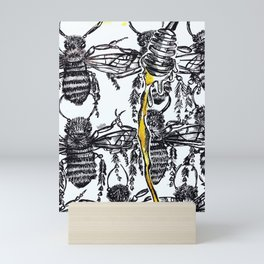 Honey Mini Art Print