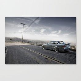 ACS Widebody TT E36 Canvas Print