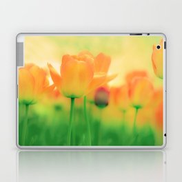 To Gather Orange Blossom Laptop & iPad Skin