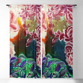 Ode To Creation Blackout Curtain