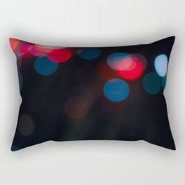 Because Bokeh Rectangular Pillow