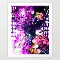 Morning Glow Art Print