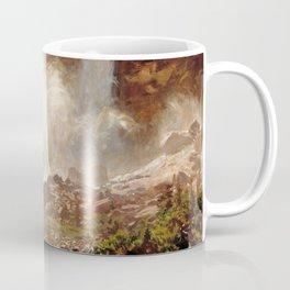 Yoho Falls by John Singer Sargent - Vintage Fine Art Oil Painting Coffee Mug