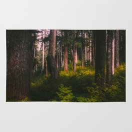 Oregon Forest II Rug