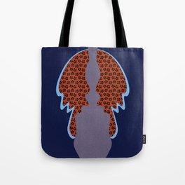53 shape Tote Bag