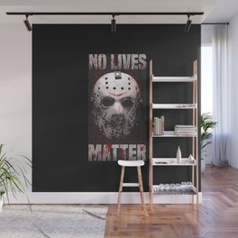 Jason Vorhees Wall Mural