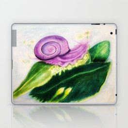The Purple Snail Laptop & iPad Skin