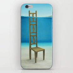 Waiting Place iPhone & iPod Skin