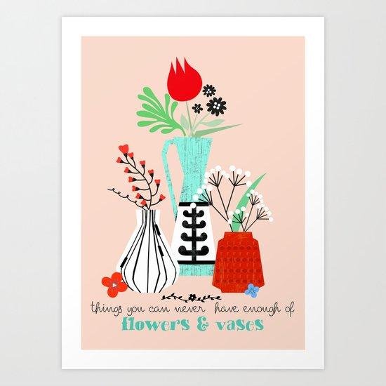 Flowers & Vases by elisandra