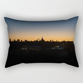 Sunset Portugal Rectangular Pillow