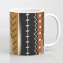 Let's play mudcloth Coffee Mug